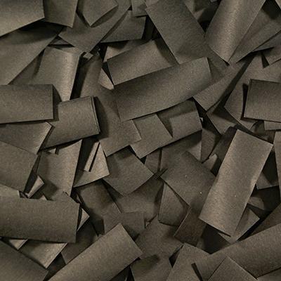 Black Tissue Confetti Sale Special FX Rentals