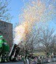 Confetti cannon blower rental