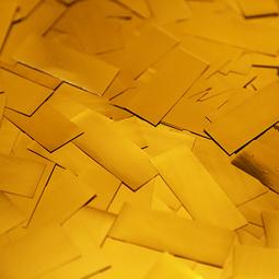 Gold Metallic Confetti - Gold Mylar Confetti Special Fx Sales