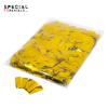 Gold Mylar Confetti Special FX Rentals