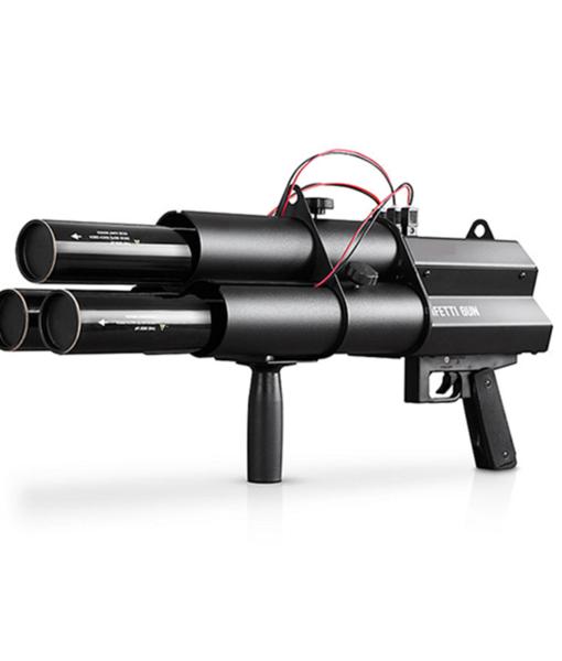 Handheld E-Cartridge Confetti Gun