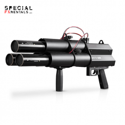 Handheld E-Cartridge Confetti Gun Rental Special FX Rentals