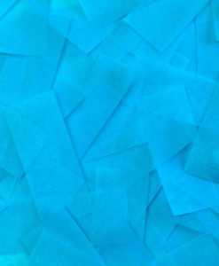 Light Blue Tissue Confetti Sale Special FX Rentals