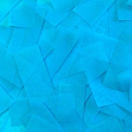 Light Blue Tissue Confetti Sale Special FX Rentals