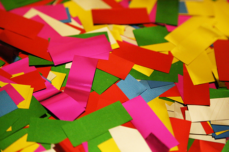 custom Multicolor Confetti For Sale - Special FX Rentals