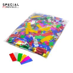 Multicolor Mylar Confetti Special FX Rentals