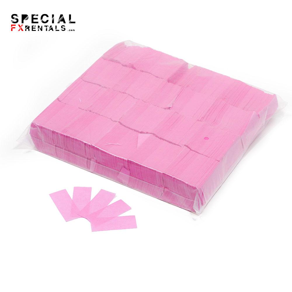 Pink Tissue Confetti Special FX Rentals