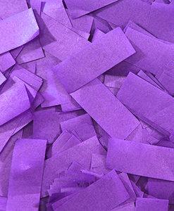 Purple Tissue Confetti Sale Special FX Rentals