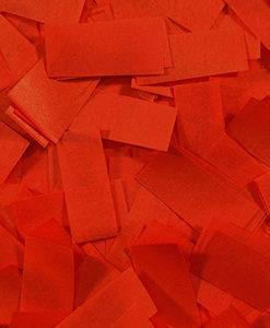 Red Tissue Confetti Sale Special FX Rentals