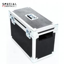 Reel EFX DF 50 Diffusion Hazer Rental In Road Case Special FX Rentals