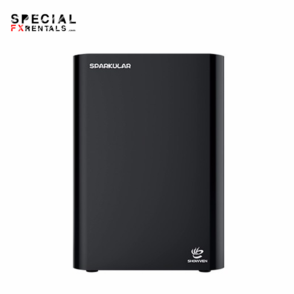 Showven Sparkular Cold Spark Effect Machine Rental Special FX Rentals