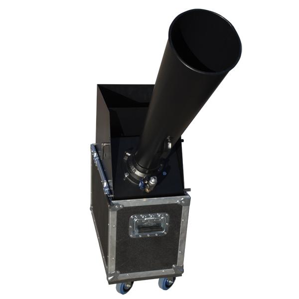 Special FX Rentals confetti cannon rental