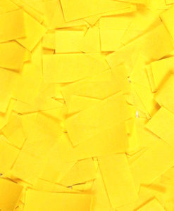 Yellow Tissue Confetti Sale Special FX Rentals