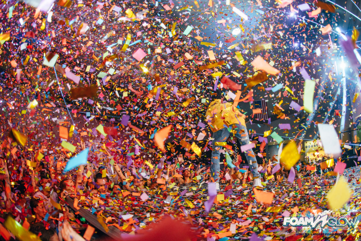 Confetti Cannon Rental