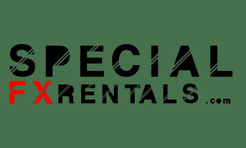 Special FX Rentals Logo