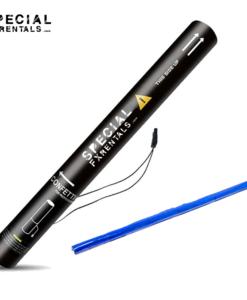 Blue Streamer Metallic Mylar Confetti Electric Confetti Shooter E-Cartridge Special FX Rentals