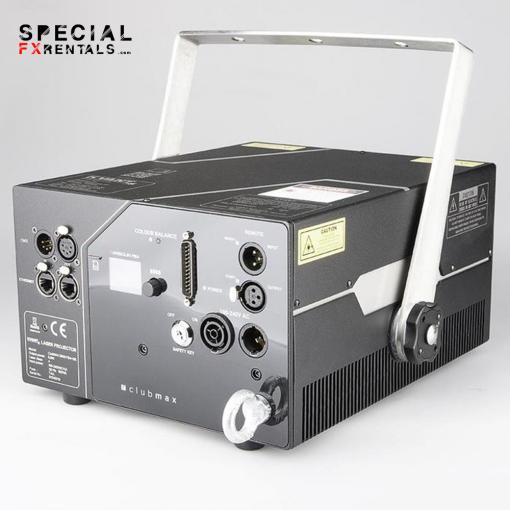 Kvant Clubmax 6000 FB4 Event Rental Nationwide Special FX Rentals