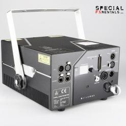 Kvant Clubmax 6000 FB4 Event Rental Special FX Rentals