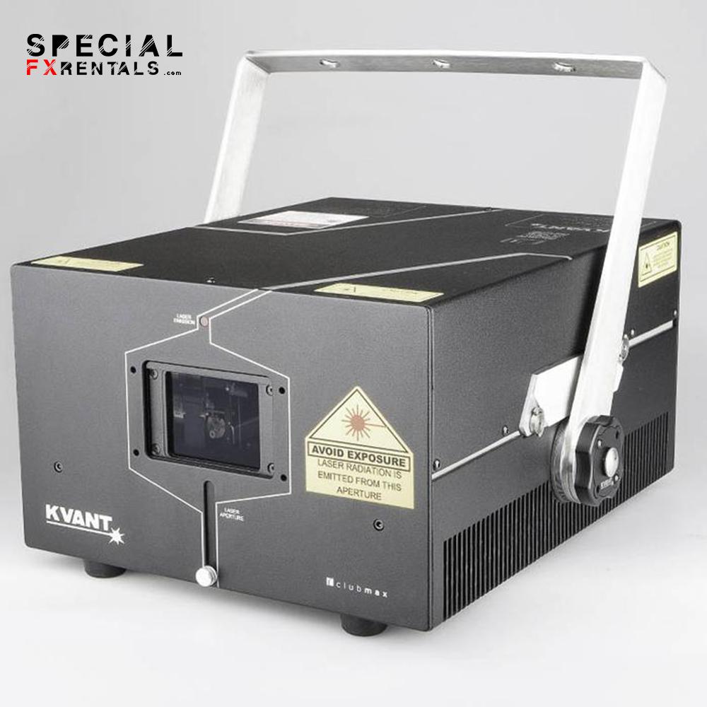 Kvant Clubmax 6000 FB4 Nationwide Rental Special FX Rentals