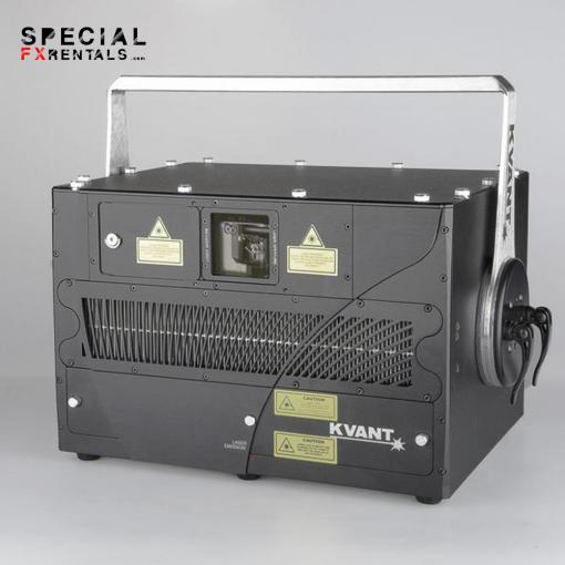 Kvant Spectrum 20 Event Rental Dry hire Special FX Rentals