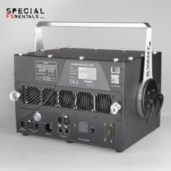 Kvant Spectrum 20 Rental Back Special FX Rentals