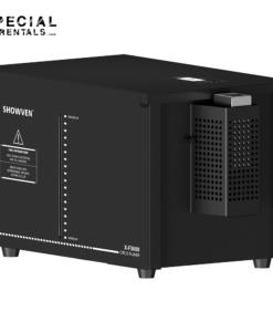 Showven Circle Flamer X-F3600 Dry Hire Event Rental Special FX Rentals
