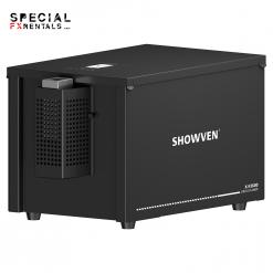 Showven Circle Flamer X-F3600 Event Rental Special FX Rentals