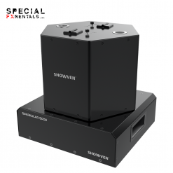Showven Sparkular Spin Rental Dry Hire Special FX Rentals