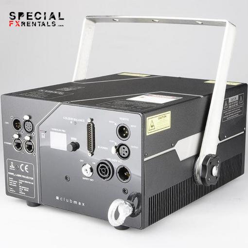 Kvant Clubmax 10 FB4 Dry Hire Rental Special FX Rentals Nationwide