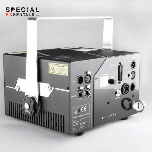 Kvant Clubmax 3000 FB4 Event Rental Special FX Rentals