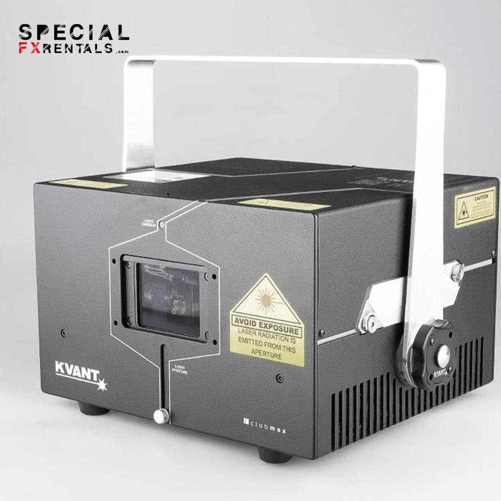 Kvant Clubmax 3000 FB4 Rental Special FX Rentals