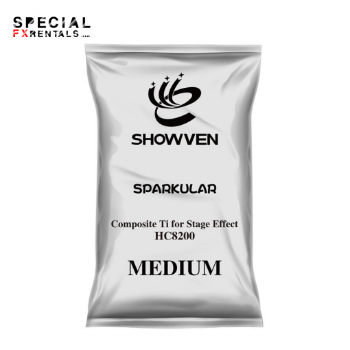 Showven HC8200 Medium 50 Gram Packet For Sale | Special FX Rentals