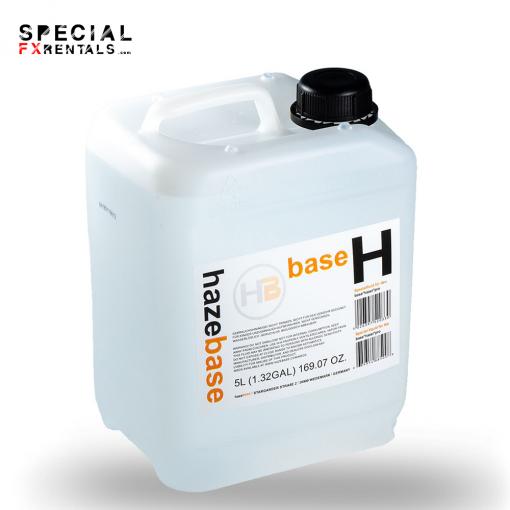 HAZEBASE PRO HAZE FLUID For Sale | Special FX Rentals