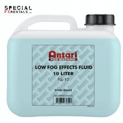 Low Lying Fog Fluid For Sale | Antari FLL-10 Low Fog Effects Fluid for Antari Fog Machines (1 Gallon, Blue Formula) | Special FX Rentals