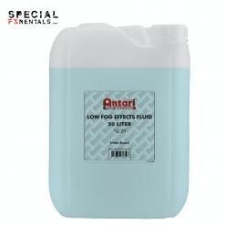 Low Lying Fog Fluid For Sale | Antari FLL-20 Low Fog Effects Fluid for Antari Fog Machines (1 Gallon, Blue Formula) | Special FX Rentals