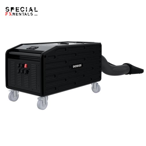 Low Lying Fog Machine Creeper AQ PLUS Low Fog Generator Event Rental | Special FX Rentals