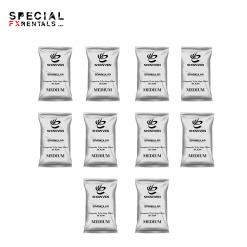 Showven Sparkular Granules HC8200 Medium 50 Gram Packet (Case of 10