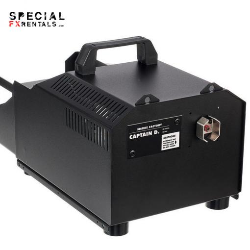 Smoke Factory Captain D Fog Machine Fog Machine Rental | Special FX Rentals