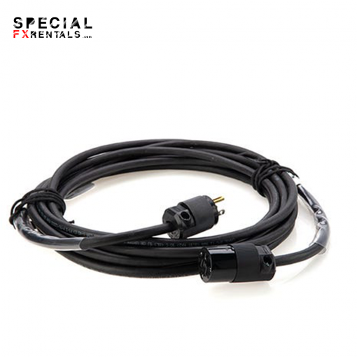 12/3 Edison 25' Power Cable Rental Special FX Rentals