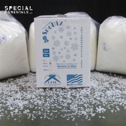 SnoBiz Close-Up Biodegradable Artificial Snowflakes 10lbs Special FX Rentals